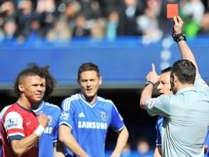 Five refereeing blunders